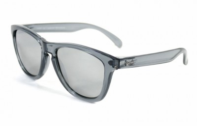 Grey - Silver glasses - Grey