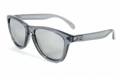Grey - Silver glasses - Grey