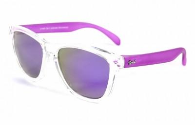 Transparent - Violet glasses - Violet