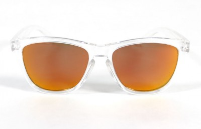 Lunettes de soleil Original Transparent - Verres Red Fire - Transparent 29,00 €