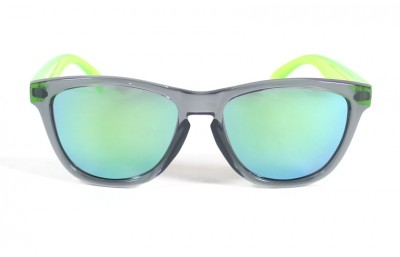 Grey - Green glasses - Green