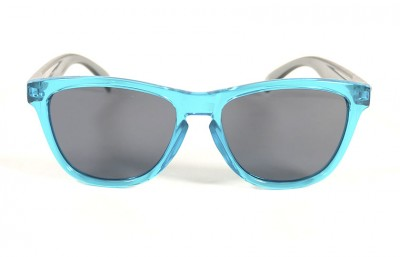 Light Blue - Grey glasses - Grey