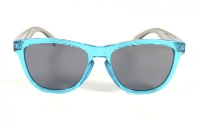 Light Blue - Grey glasses - Grey