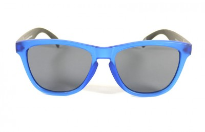 Blue - Grey glasses - Black