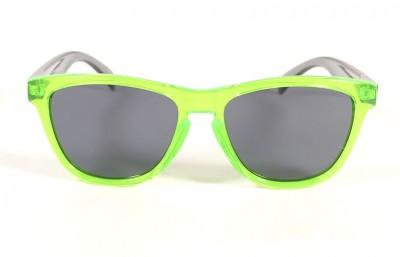 Green - Grey glasses - Grey