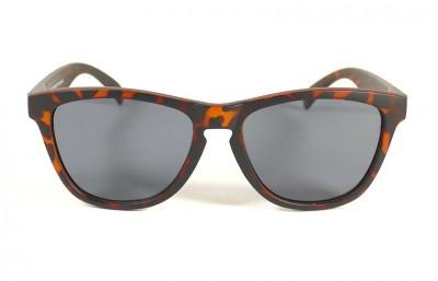 Matt Tortoise - Grey glasses - Matt Tortoise