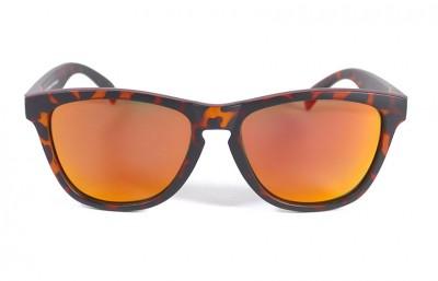Matt Tortoise - Red fire glasses - Matt Tortoise