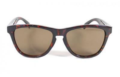 Shiny Tortoise - Brown glasses - Shiny Tortoise