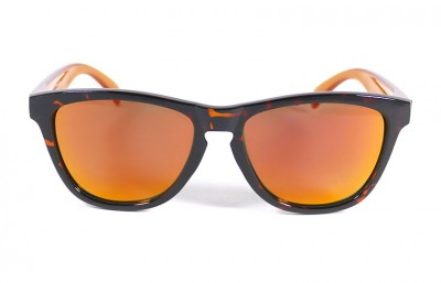 Shiny Tortoise - Red fire glasses - Orange