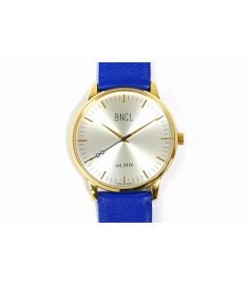 Montres BNCL Or - Ivoire - Bleu
