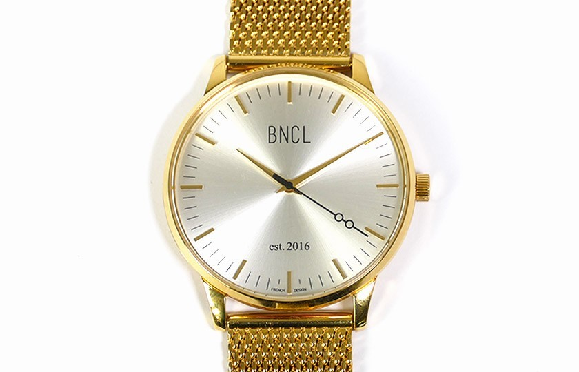 Montres BNCL Or - Ivoire - Or