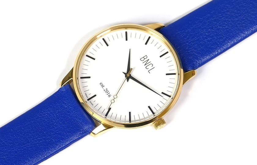 Or - Blanc - Bleu
