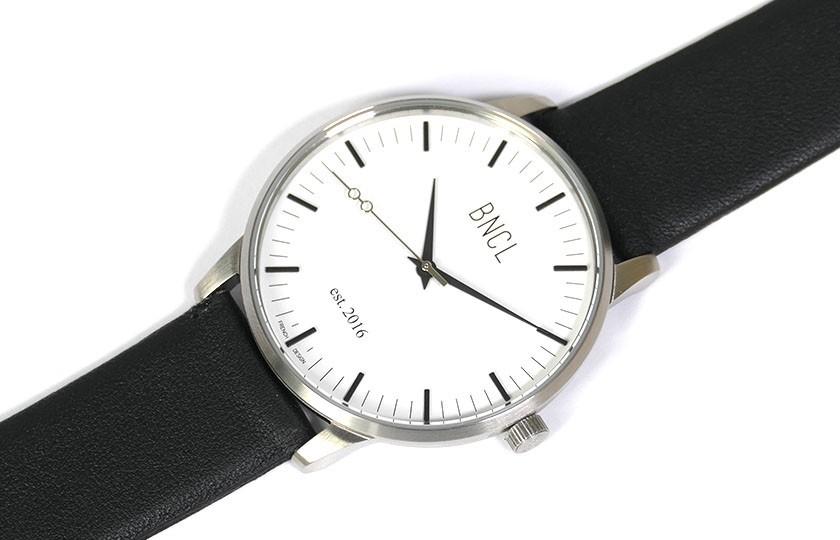 Silver - White - Black
