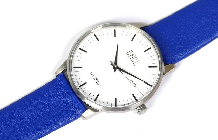 Silver - Blanc - Bleu