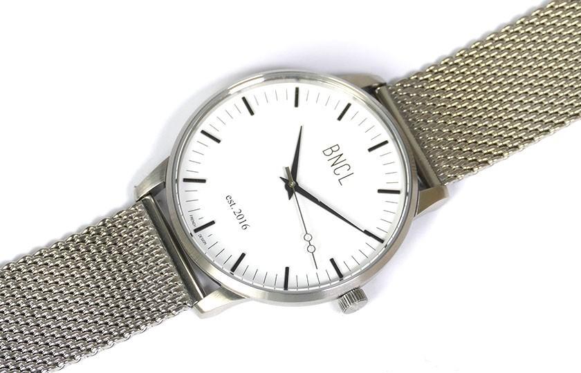 Silver - White - Silver
