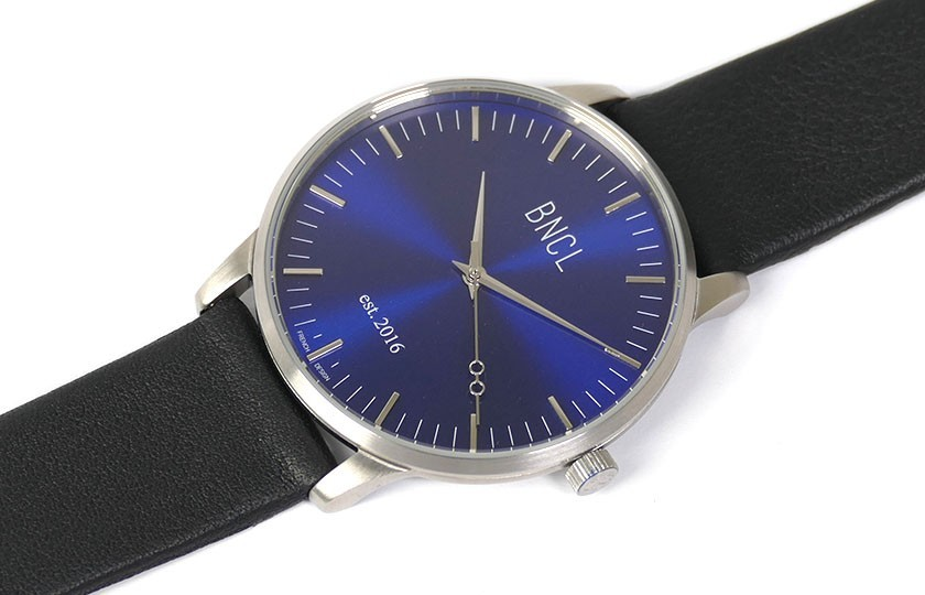 Silver - Bleu - Noir