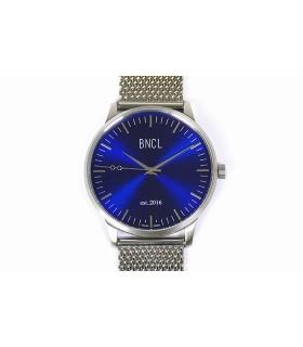 Montres BNCL Argent - Bleu - Argent