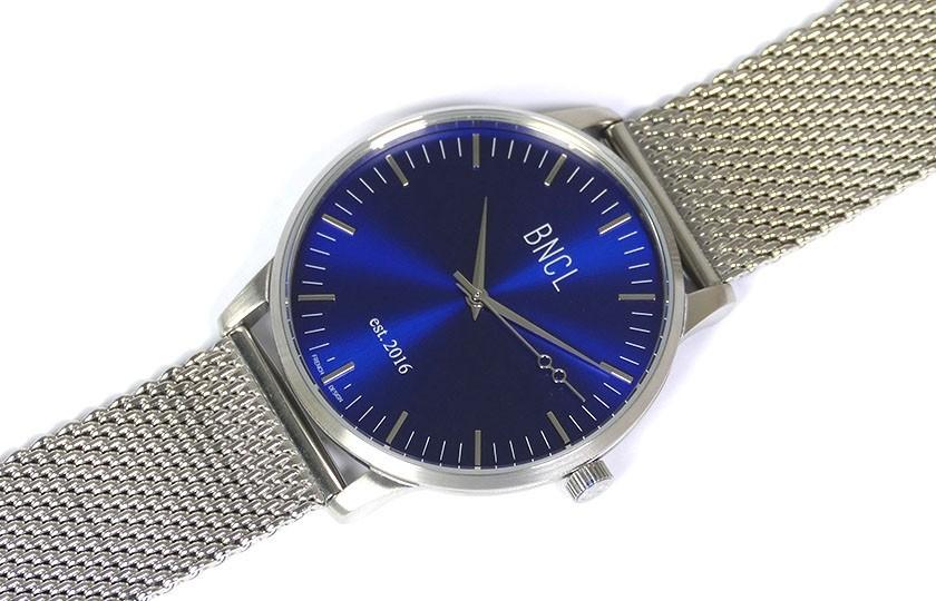 Silver - Bleu - Silver