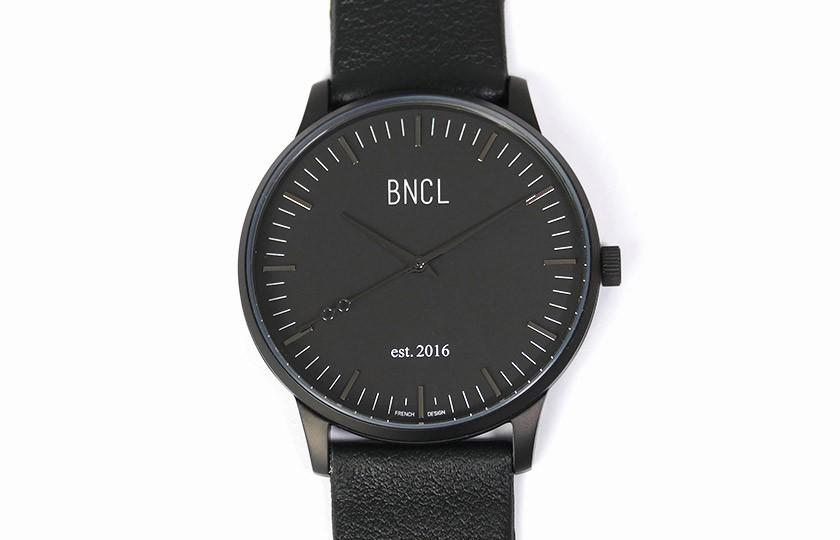Montres BNCL Noir - Noir - Noir