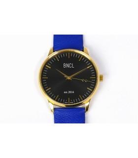 Montres BNCL Or - Noir - Bleu