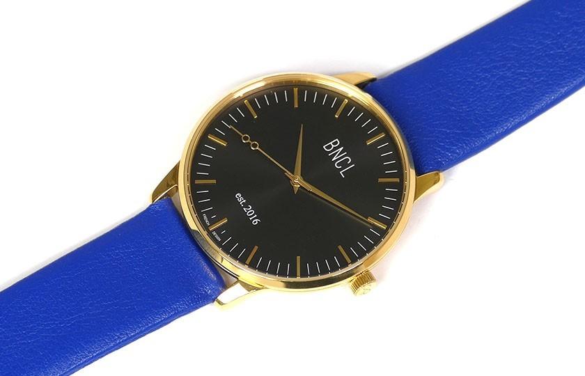 Gold - Black - Blue