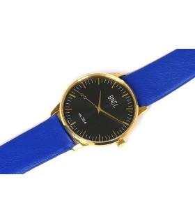 Or - Noir - Bleu