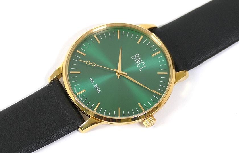 Or - Vert - Noir