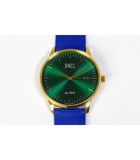 Montres BNCL Or - Vert - Bleu