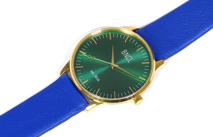 Gold - Green - Blue