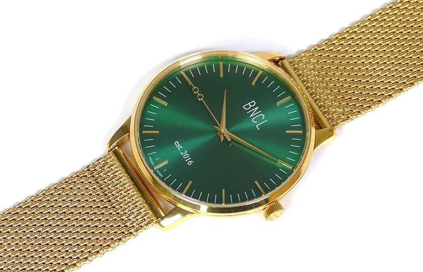 Gold - Green - Gold