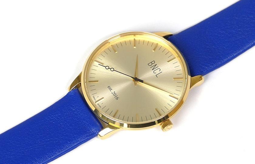Gold - Gold - Blue