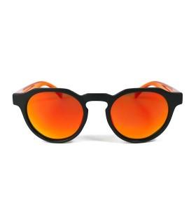 Lunettes de soleil Columbia Noir - Verres Red Fire - Orange 29,00€