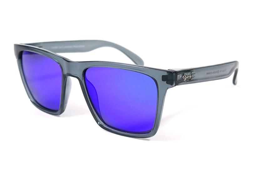 Grey - Glasses Blue - Grey