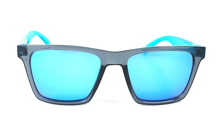 Lunettes de soleil Miami Miami Gris - Verres Ice Blue - Bleu Clair 29,00€