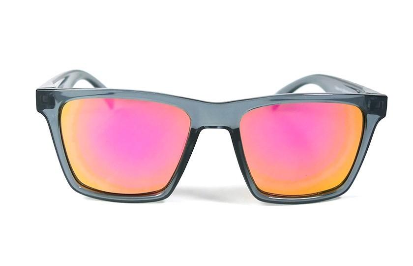 Grey - Glasses Pink - Grey