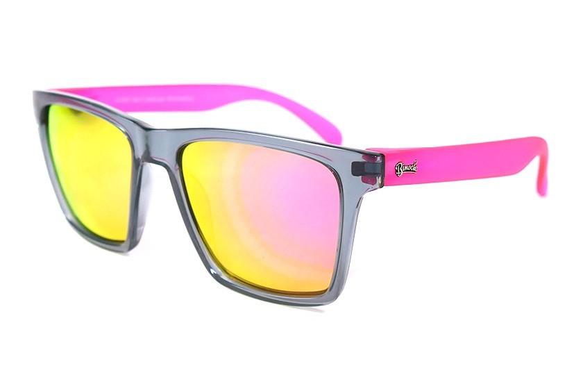 Grey - Glasses Pink - Pink