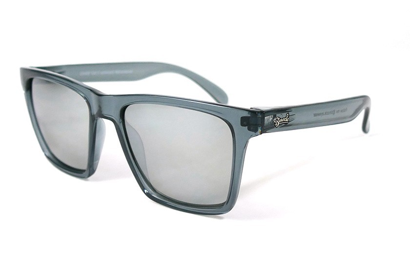 Grey - Glasses Silver - Grey