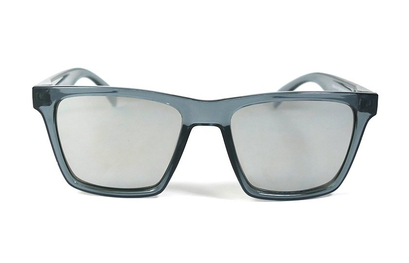 Grey - Glasses Silver - Grey