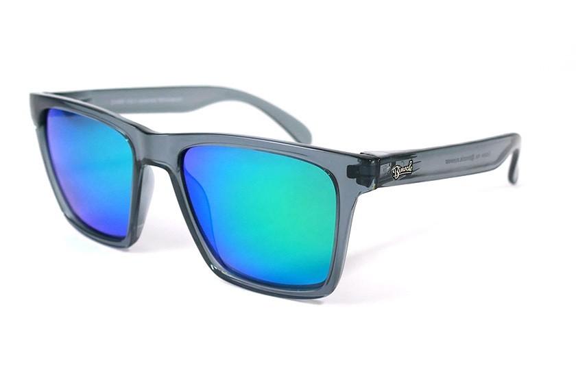 Grey - Glasses Green - Grey