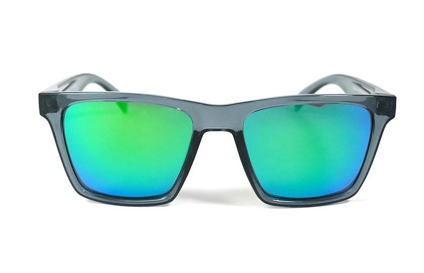 Lunettes de soleil Miami Gris - Verres Vert - Gris 29,00€