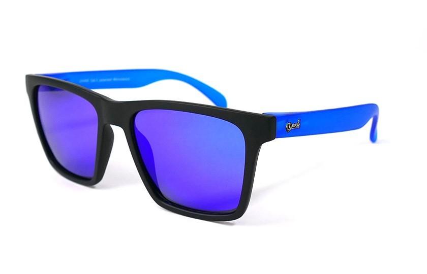 Lunettes de soleil Miami Noir - Verres Bleu - Bleu 29,00€