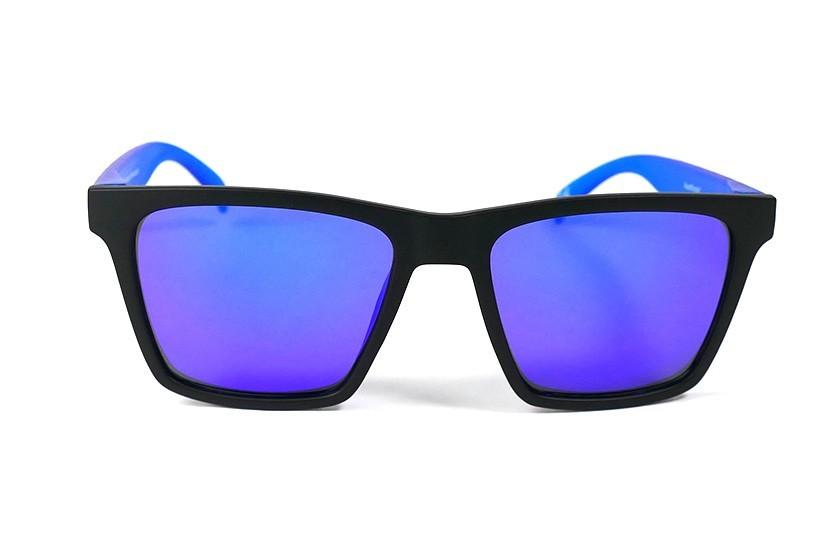 Black - Glasses Blue - Blue