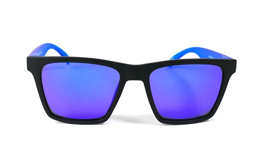 Black - Glasses Blue - Blue