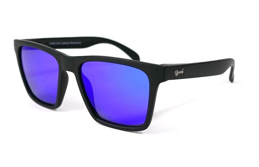 Black - Glasses Blue - Black