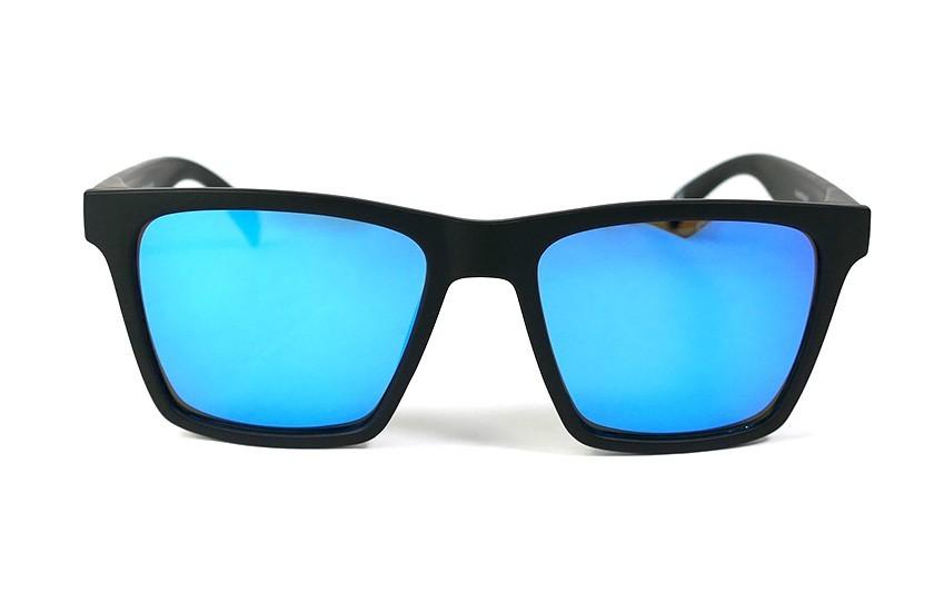 Black - Glasses Ice Blue - Black