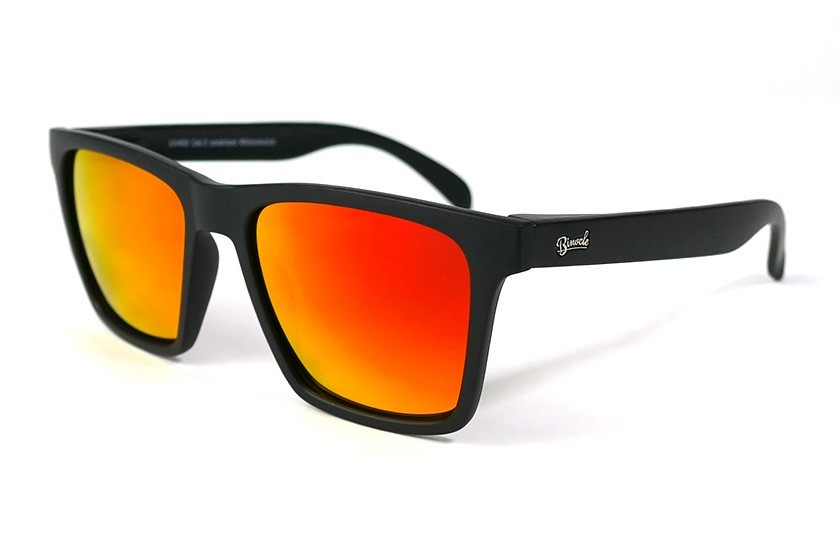 Black - Glasses Red Fire - Black