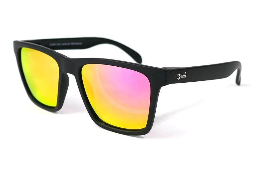 Black - Glasses Pink - Black