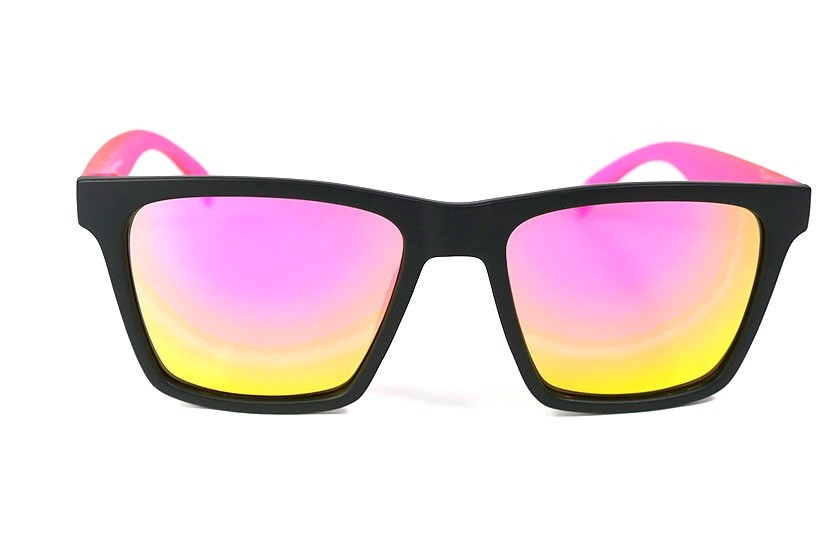 Black - Glasses Pink - Pink