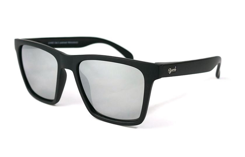 Black - Glasses Silver - Black