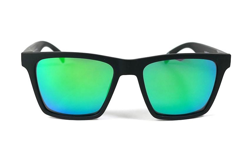 Black - Glasses Green - Black